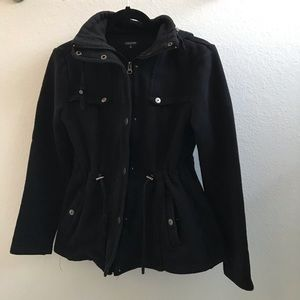 Black maurices jacket